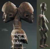 Sculptures des Trois Volta - Couverture - Format classique