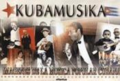 Kubamusika Imagenes De La Musica Popular Cubana - Couverture - Format classique