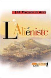 L'aliéniste - Couverture - Format classique