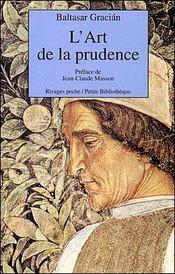 L'Art De La Prudence - Intérieur - Format classique