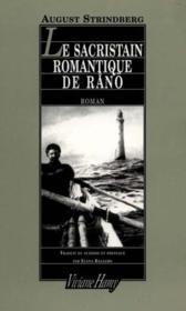 Le Sacristain Romantique De Rano - Couverture - Format classique