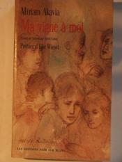 Ma Vigne A Moi - Couverture - Format classique