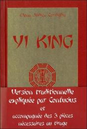 Yi King - Livre - Couverture - Format classique