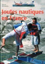Joutes Nautiques En France - Couverture - Format classique