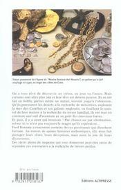 Chercheurs de trésors - 4ème de couverture - Format classique