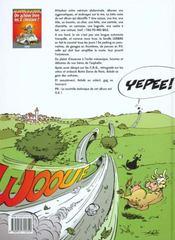 Les damnes de la route t.2 ; l'homme qui murmurait a l'oreille des 2chevaux - 4ème de couverture - Format classique