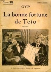 La Bonne Fortune De Toto. Collection : Select Collection N° 265 - Couverture - Format classique