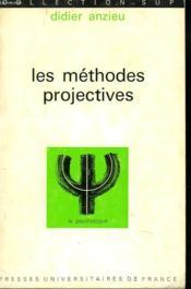 Les Methodes Projectives - Couverture - Format classique