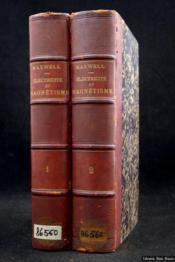 Traité de l'électricité et du magnétisme - Couverture - Format classique