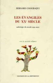 Evangiles Du Xxe Siecle - Couverture - Format classique