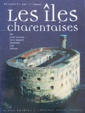 Les îles charentaises - Couverture - Format classique