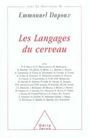 Les langages du cerveau - Intérieur - Format classique