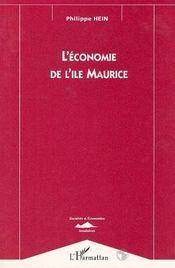L'économie de l'île maurice - Intérieur - Format classique