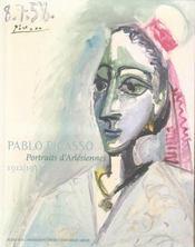Picasso, portraits d'arlesiennes 1912-1958 - Intérieur - Format classique