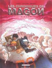 Les chroniques de magon t.4 ; exil - Intérieur - Format classique