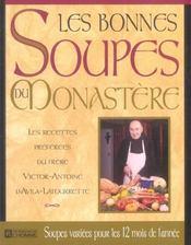 Les Bonnes Soupes Du Monastere - Intérieur - Format classique