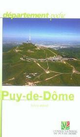 Puy-de-dome - Intérieur - Format classique