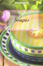 Soupes - Couverture - Format classique