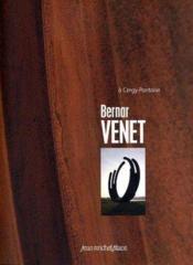 Bernar Venet à Cergy Pontoise - Couverture - Format classique