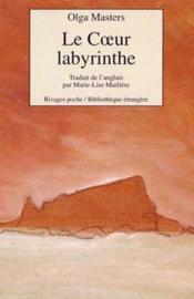 Le coeur labyrinthe - Couverture - Format classique