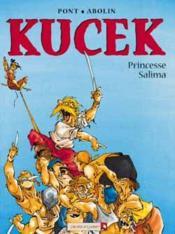 Kucek t.1 ; princesse salima - Couverture - Format classique