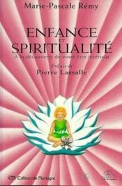Enfance Et Spiritualite - Couverture - Format classique
