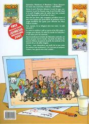 Les profs t.3 ; tohu-bahut - 4ème de couverture - Format classique