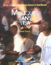 Musiques Sans Visa - Intérieur - Format classique