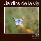 Jardins de la vie (livres d'heures) - Couverture - Format classique