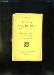 Colette Baudoche. Histoire D Une Jeune Fille De Metz. - Couverture - Format classique