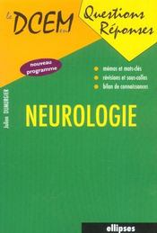 Neurologie Nouveau Programme - Intérieur - Format classique