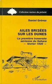 Ailes Brisees Sur Les Dunes - Intérieur - Format classique