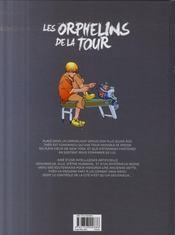 Les orphelins de la tour t.1 ; Théo - 4ème de couverture - Format classique