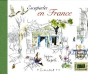Escapades En France - Couverture - Format classique