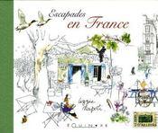 Escapades En France - Intérieur - Format classique
