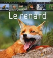 Le renard - Couverture - Format classique