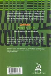 Coupable - 4ème de couverture - Format classique