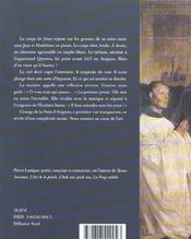 La Musique Silencieuse De La Pieta - 4ème de couverture - Format classique