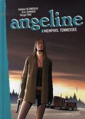 Angeline t.4 ; Memphis Tennessee - Intérieur - Format classique