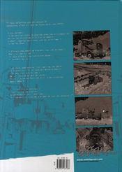 Angeline t.4 ; Memphis Tennessee - 4ème de couverture - Format classique