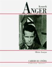 Kenneth Anger - Couverture - Format classique
