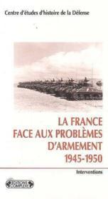 France Face Aux Problemes D'Armement - Couverture - Format classique