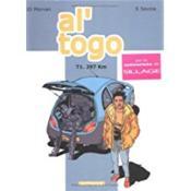Al togo t.1 ; 297 km - Intérieur - Format classique