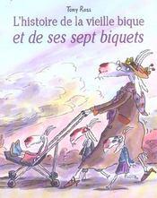 Histoire De La Vieille Bique Et De Ses Sept Biquets - Intérieur - Format classique