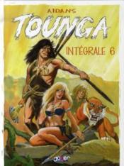 Tounga ; intégrale t.6 - Couverture - Format classique