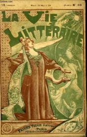 Le Chevrier. 2eme Partie Et Fin. La Vie Litteraire. - Couverture - Format classique