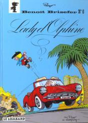 Benoît Brisefer t.6 ; lady d'Olphine - Couverture - Format classique