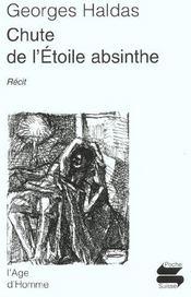 Chute De L'Etoile Absinthe - Intérieur - Format classique