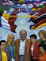 Jean monnet, bâtisseur d'europe - Intérieur - Format classique