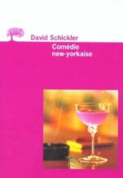 Comedie New-Yorkaise - Couverture - Format classique